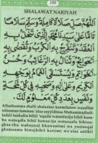 Bacaan Shalawat Nariyah Terjemahartinya Teks Faedah