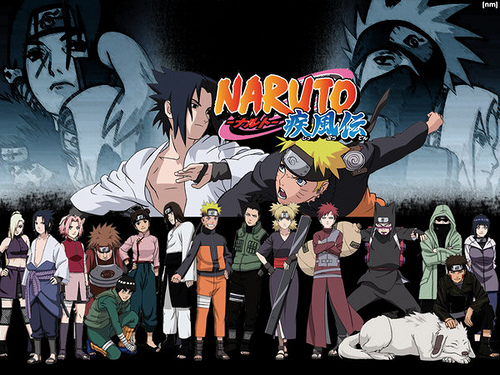 Narutoppuden Characters