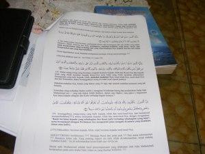 Print Out Artikel