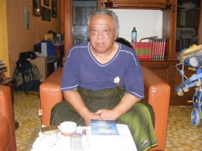 Ustadz Drs. Tjetjep Saefuddin, Apt, MM. Anggota Komisi Pengkajian Fatwa Majelis Ulama Kabupaten Cianjur