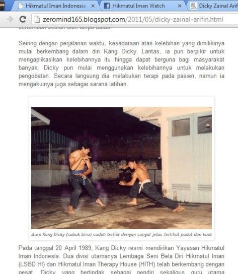 Situs Prodimaar: http://zeromind165.blogspot.com/2011/05/dicky-zainal-arifin.html