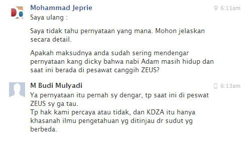 Pengakuan dari M Budi Mulyadi, murid LSBD HI Cianjur.