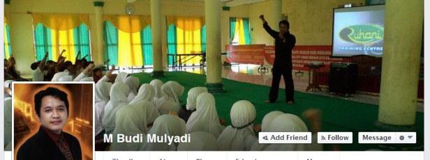 M Budi Mulyadi, murid LSBD HI Cianjur.