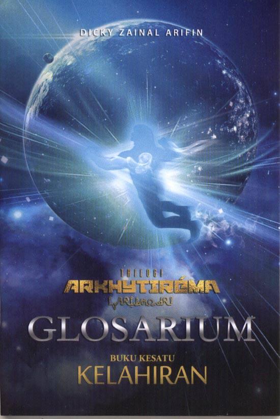 Glosarium Arkhytirema Buku Kesatu edisi 2 - Cover.