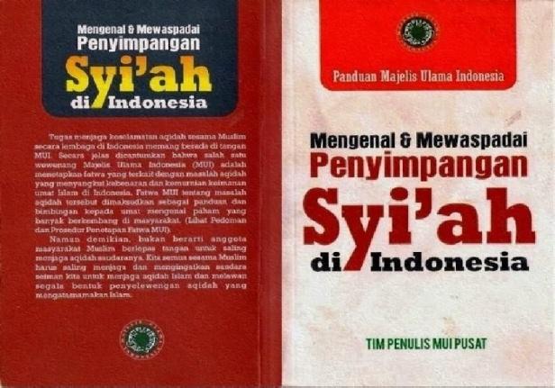 Cover Mengenal & Mewaspadai Penyimpangan Syi'ah di Indonesia